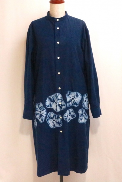 Flannel shirt one piece